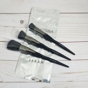FARAH Makeup Brushes